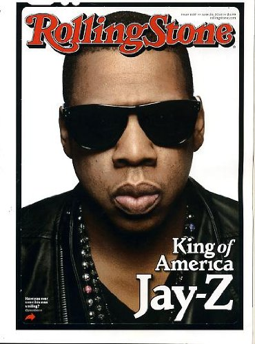 Rolling Stone June 24 2010 Jay-Z on Cover, Ozzy Osbourne, Jonah Hill, Dave Matthews Band, True Blood, Tom Petty