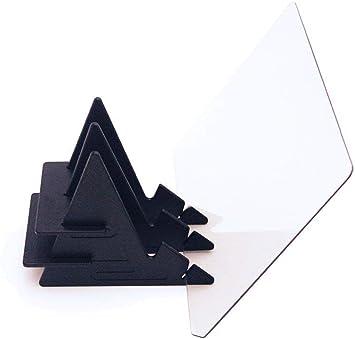 Amazon.com: Etchr Mirror | Proyector de Arte Óptico para ...