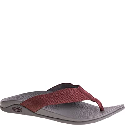 Chaco Waypoint Cloud Men 14 Maze Red | Sport Sandals & Slides