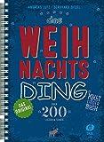 Das Weihnachts-Ding: Kultliederbuch DinA 5