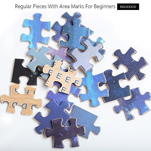 Ingooood- Imagination Series- Flying bird- Jigsaw Puzzles