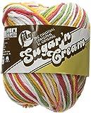 Spinrite Sugar'n Cream Yarn Ombres, Mango Madness