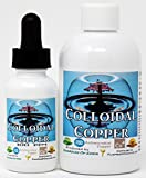 This is REAL, 100% pure and legitimate colloidal silver by one of the most respected health suppliers in the USA. Do not be fooled by health promises by people filling bottles in their home with something they made. Anyone can put labels on bottles c...