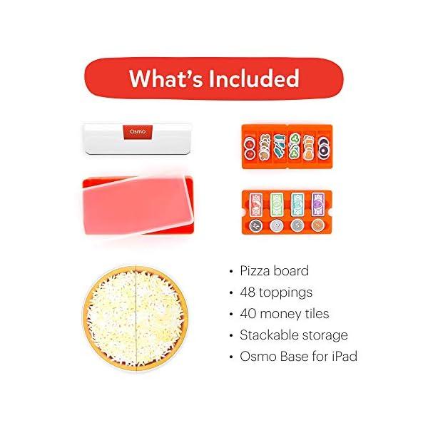 Osmo Pizza Co. Starter Kit – Abilità di Comunicazione e Matematica (Base iPad Inclusa), 901-00043 6 spesavip