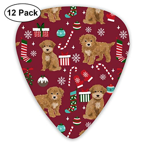 Bichpoo Poochon Dog Breed Christmas Stockings Pet Lovers Holiday Ruby...