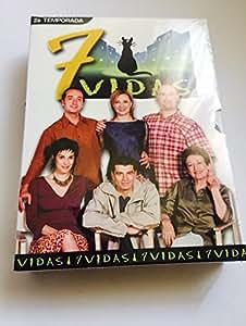 7 Vidas (2ª Temporada) [DVD]