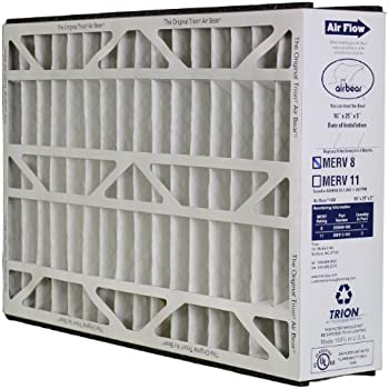 Lennox x0583 merv 10 filter 16 x 25 x 5 genuine lennox trion air bear 255649 105 pleated furnace air filter 16x25x5 sciox Images