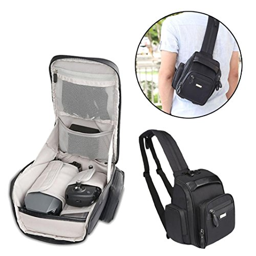 Creazy Portable Shoulder Bag Case For DJI Mavic Pro Accessories Organizer Handbag