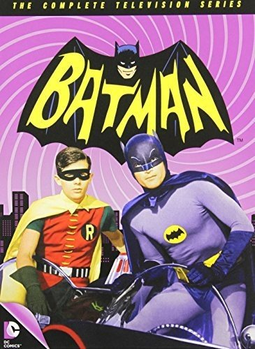 Batman: The Complete Television Series (Replacement/DVD)
