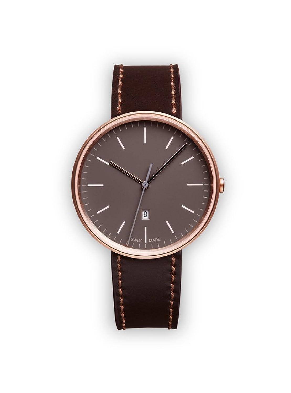 Uniform Wares Damen-Armbanduhr M38_SRG_W1_COR_BRN_1618S_01