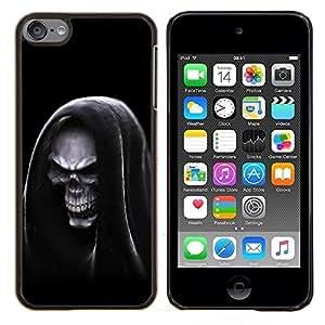 Stuss Case / Funda Carcasa protectora - Parca Sudadera Muerte - Apple iPod Touch 6 6th Touch6