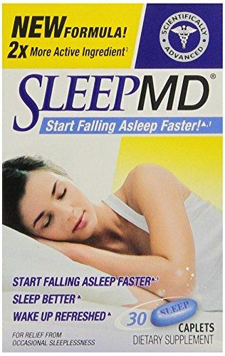 MD du sommeil - Sleep Aid, 30 comte