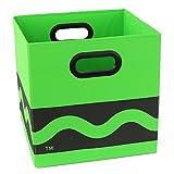 Crayola Storage Bin Green