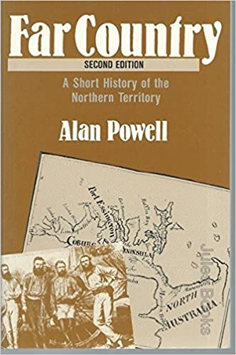 Book Far Country: A Short History of the Northern Territory