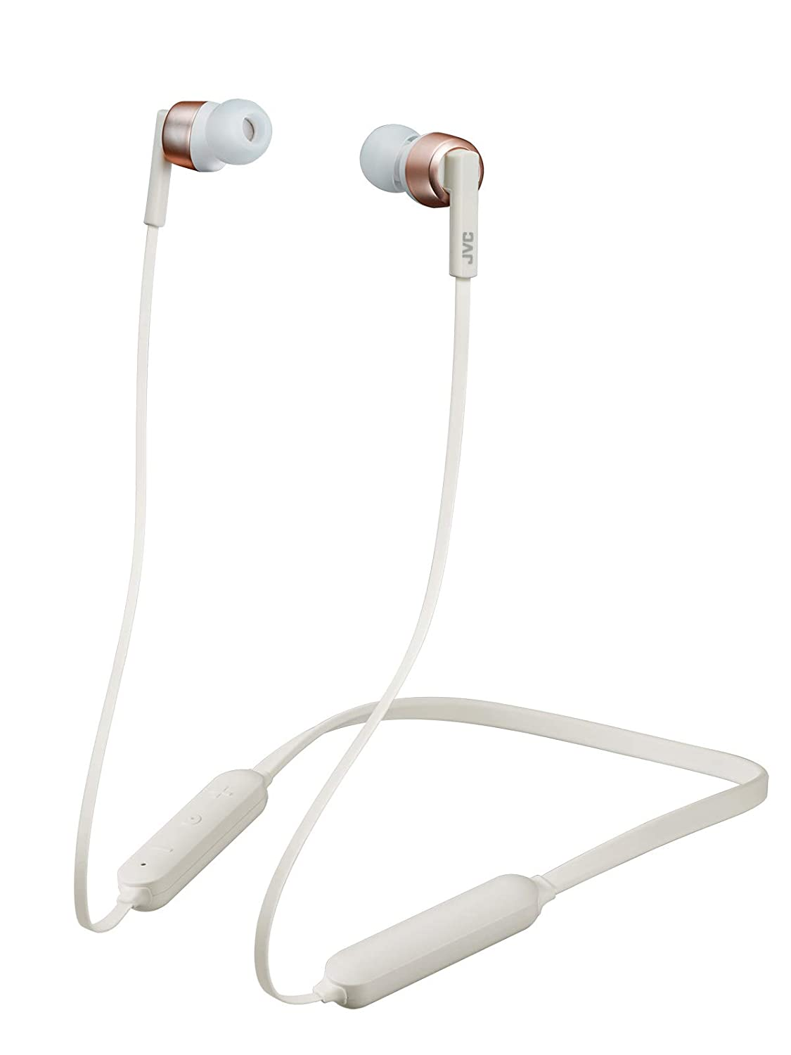 JVC HA-FX45BT-WE - Auriculares in-Ear con Bluetooth, Color Blanco ...