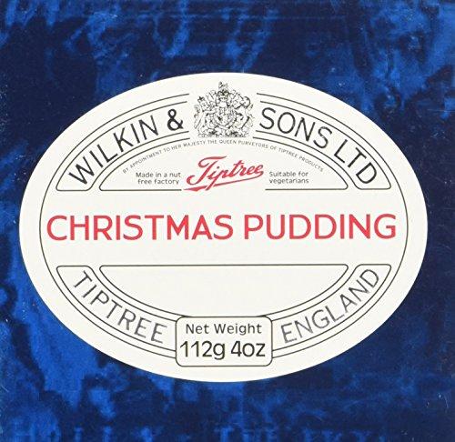- Tiptree Christmas Pudding, 4 Ounce