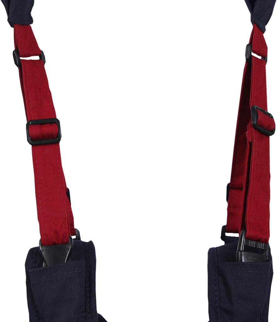 Arn/és de Seguridad para Caminar Aprendizaje Chaleco Arneses para Ni/ños Andador Arn/és Tirantes Beb/é Protecci/ón Anti Perdido Correa