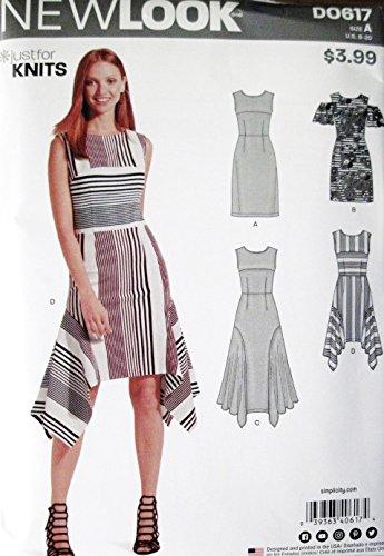 Handkerchief Dress Pattern - 4