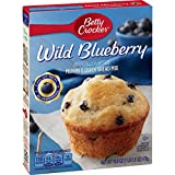 Betty Crocker Muffin & Quick Bread Mix Wild Blueberry 16.9 oz Box