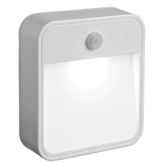 ZC Dawn Luz del Sensor de Movimiento, luz Nocturna Batería ...
