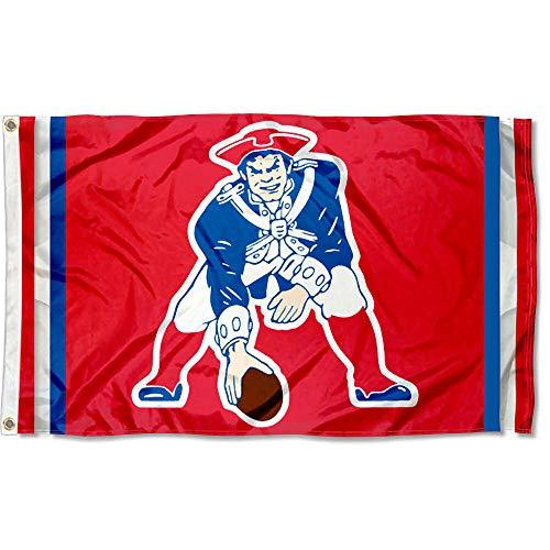 (WinCraft New England Patriots Pat Patriot Vintage)