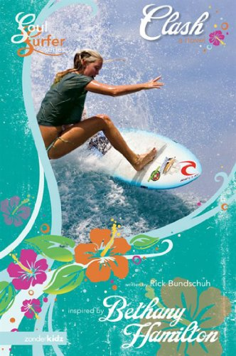 Burned. Soul Surfer™ Series, Book 2