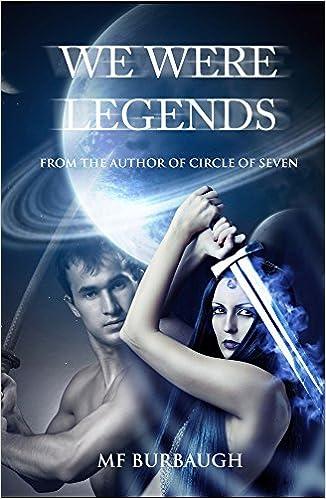 Book We Were Legends (Volume 1)