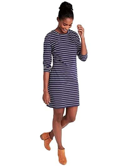 99e2c4160f7c Old Navy New Years Sale Fitted Crew-Neck Jersey Tee Dress for Women (Small