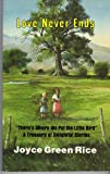 Love Never Ends, Joyce G. Rice, 0890361479