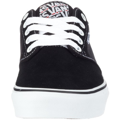 Vans Nero Bianco Uomo Schwarz Sneaker Atwood Nero qwFTzZUq