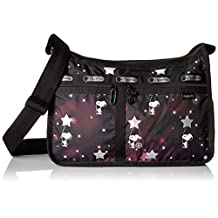 LeSportsac Deluxe Everyday Shoulder Bag, One Size