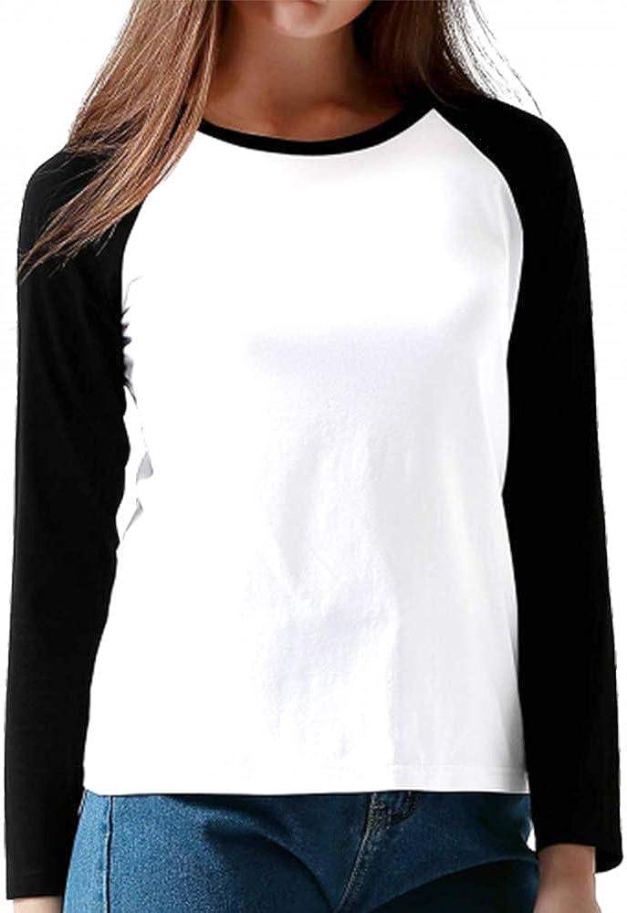 Xuforget Awesome Sauce for Female Light /& Thin Raglan Long Sleeve Baseball Tee Shirt