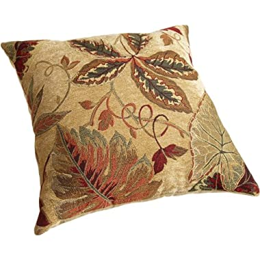 Brentwood 8245 Sagaponack Wheat Pillow, 18-Inch