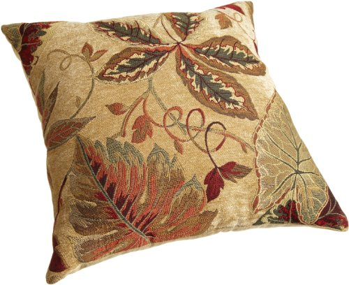 Brentwood 8245 Sagaponack Wheat Pillow, 18-Inch ()