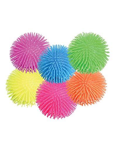 Rhode Island Novelty 5 Inch PUFFER BALL (Puffer Balls)