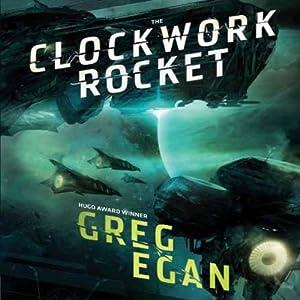 The Clockwork Rocket Audiobook