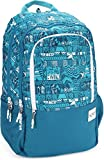 Wildcraft 31 Ltrs Blue Casual Backpack (11654-Blue)