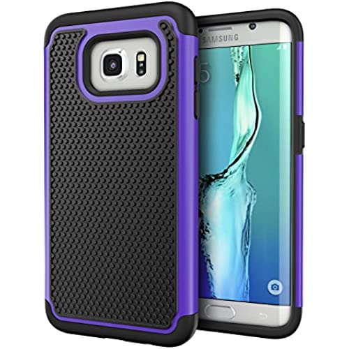 Galaxy S7 Edge Case, Cimo [Shockproof] Case Heavy Duty Shock Absorbing Dual Layer Protection Cover for Samsung Sales