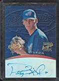 2001 Bowman's Best Phil Wilson Angels Autographed Baseball Card #FA14