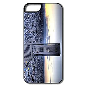 City HDR Funny IPhone 5/5S Case Cover - Design Your Own Cool IPhone 5/5S Case For Team