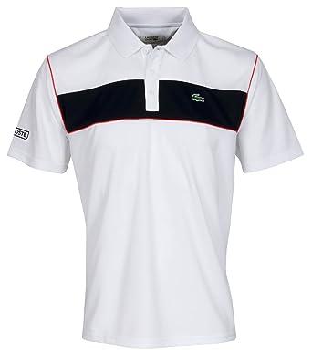 7fa9302b Lacoste Sport Stryker Ultra Dry Polo Shirt: Amazon.co.uk: Clothing