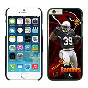 Arizona Cardinals James Sanders iPhone 6 Cases Black 4.7 inches63218_53155-iPhone 6 Case - Anti-Scratch Hard Case for Iphone 6 4.7(inch),Case for for iPhone 6 Verizon wangjiang maoyi