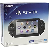 Sony Playstation Vita - PS Vita - New Slim Model - PCH-2006 (Black)