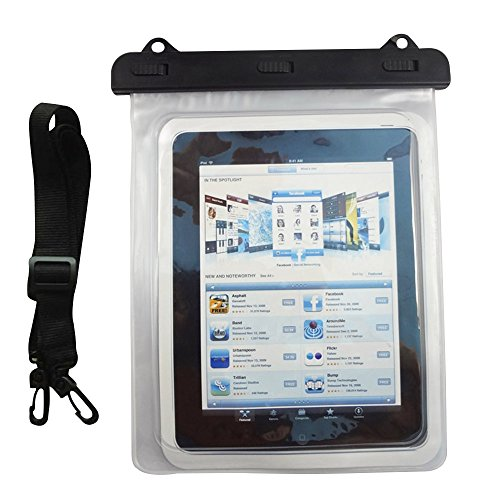 Happy Hours - Universal Waterproof Case for Tablet Up to (Roxy Apple)