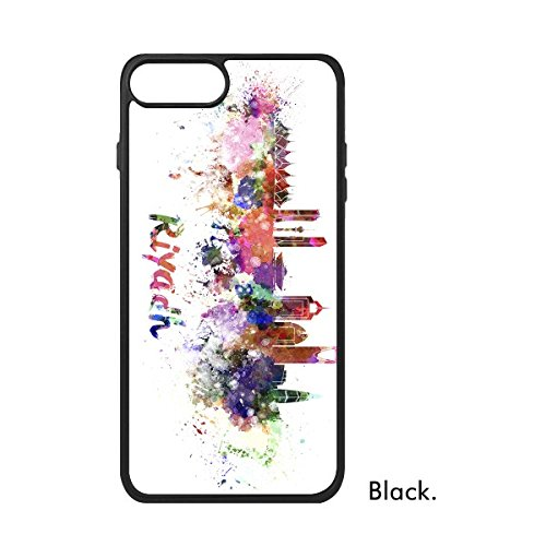Riyadh Saudi Arabia Country City Watercolor Illustration iPhone 7/7 Plus Cases iPhonecase iPhone Cover Phone Case Gift