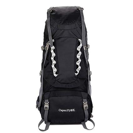 1b14f653c628 Amazon.com : HAOHAOWU Mountaineering Bag Outdoor Hiking Backpack ...