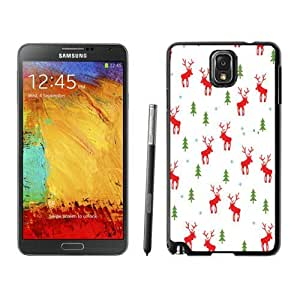 2014 New Style Santa Claus Black Samsung Galaxy Note 3 Case 7
