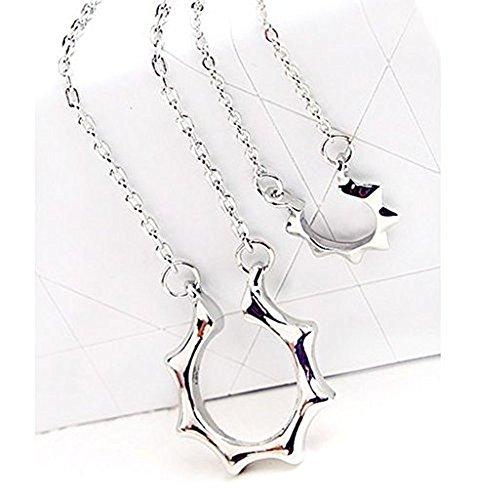Kathy store INC Valentine's Day Gift Korean Style Titanium Steel Silver Plating
