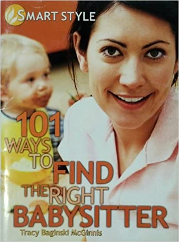 Book 101 Ways To Find The Right Baby Sitter