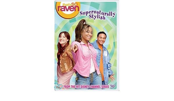 Thats So Raven: Supernaturally Stylish Reino Unido DVD ...